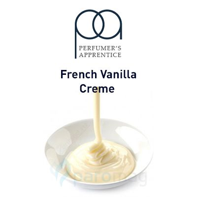 картинка French Vanilla Creme от магазина Paromag