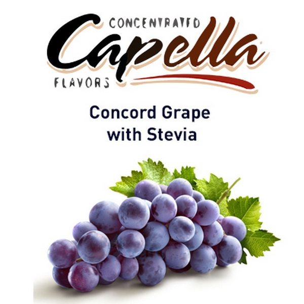 картинка Concord Grape With Stevia от магазина Paromag
