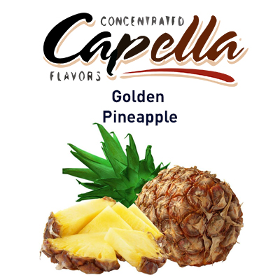 картинка Golden Pineapple от магазина Paromag