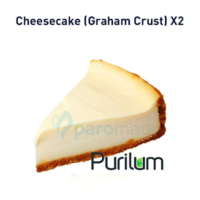картинка Cheesecake (Graham Crust) X2 от магазина Paromag