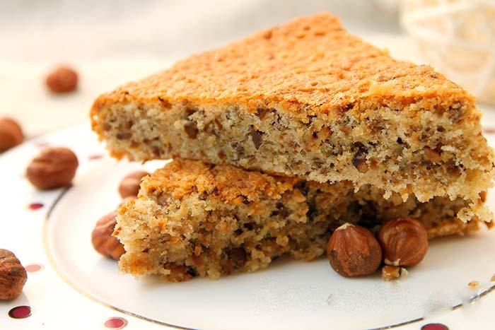 некоторым ореховый пирог рецепт с фото пошагово английском саду
