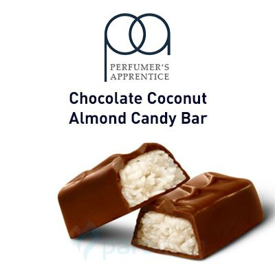картинка Chocolate Coconut Almond Candy Bar от магазина Paromag