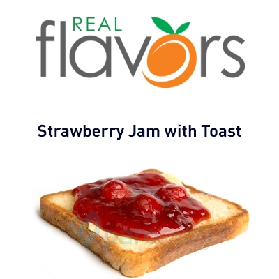 картинка Strawberry Jam with Toast SC от магазина Paromag