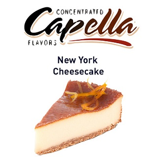 картинка New York Cheesecake от магазина Paromag