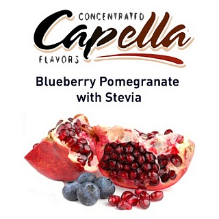 картинка Blueberry Pomegranate With Stevia от магазина Paromag