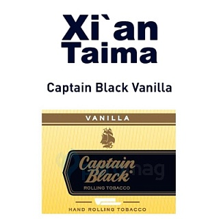 картинка Captain Black Vanilla от магазина Paromag